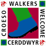 walkers welcome, walking holidays, walking in wales